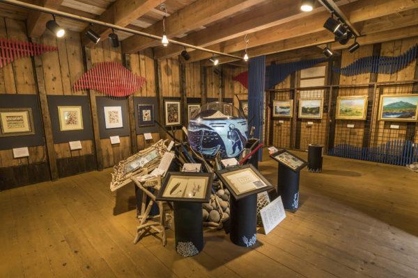 石蔵ギャラリー体験