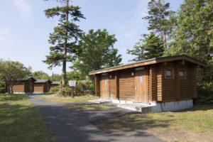 利尻町森林公園キャンプ場