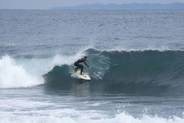 神磯海岸サーフィンスポット
