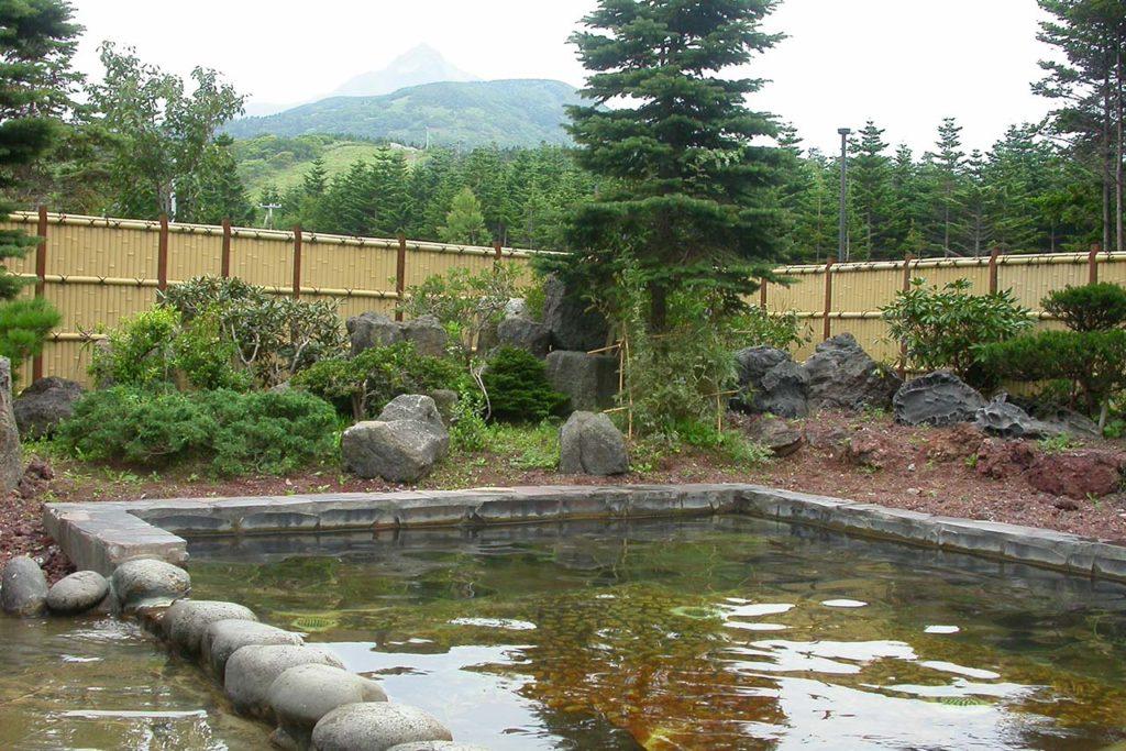 利尻富士温泉保養施設