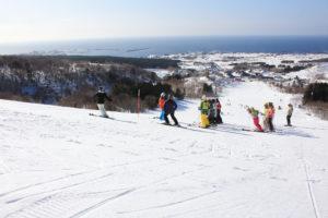 天望山スキー場